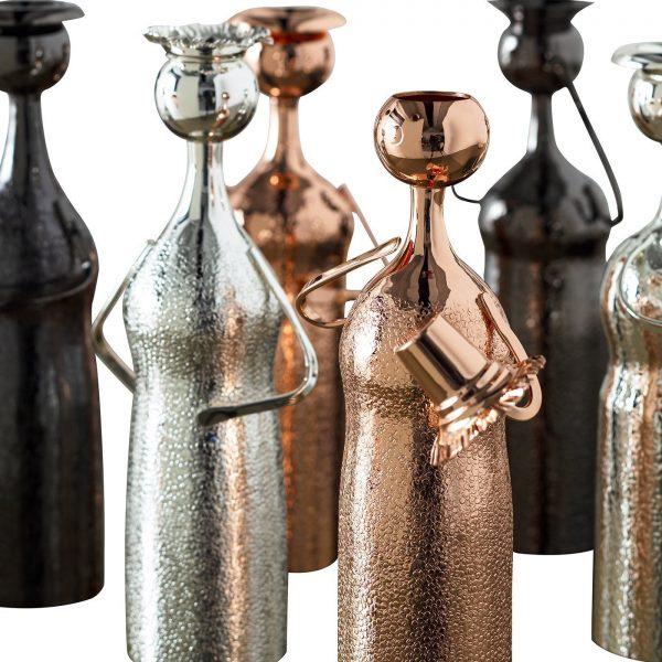 Portacandele-vaso-argento-zanetto-piccolo-uomo-arredo