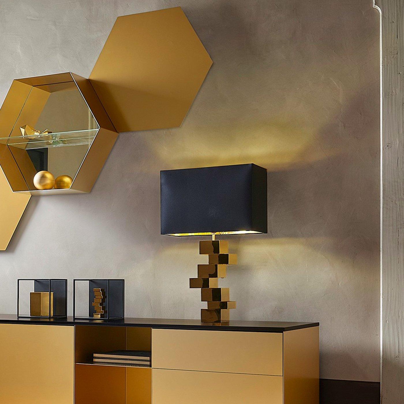 Design Lampade Da Tavolo brass table lamp- entirely made by hand - zanetto