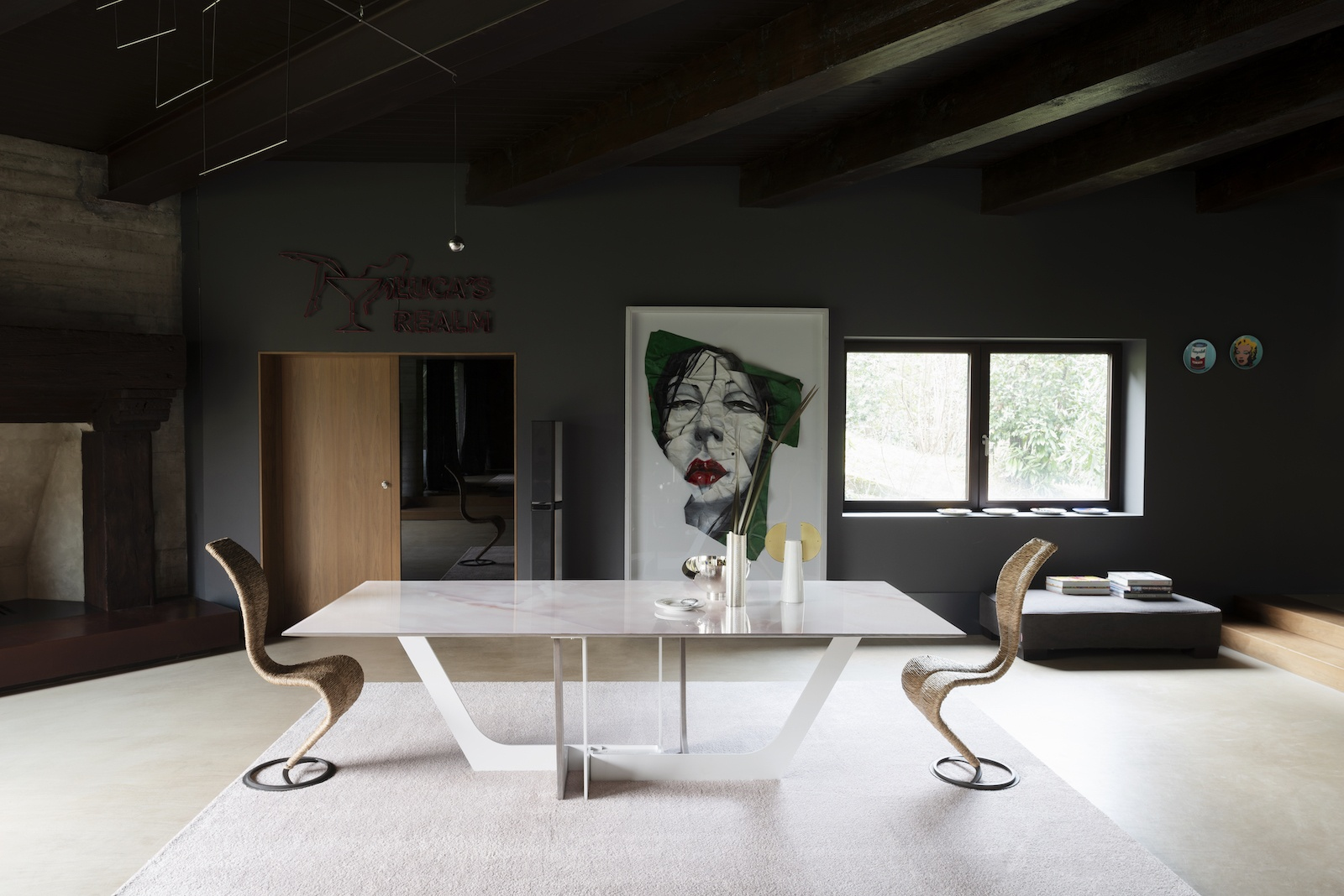 Arredamento Casa Moderno our ideas for decorating a modern home with zanetto silver