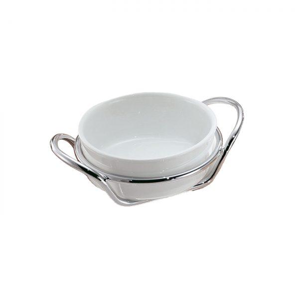 porcelain-soufflé dish zanetto