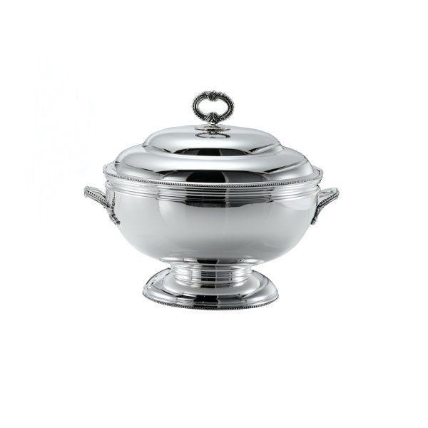 Servi-vivande-perles-zanetto-silver-2020